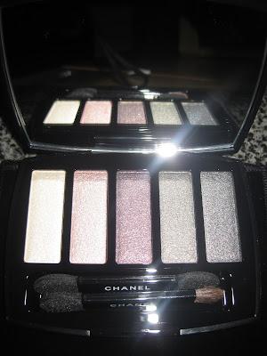 Chanel Ombrés Perlées de Chanel