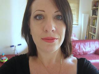 Chanel Rouge Allure lipstick in Coquette