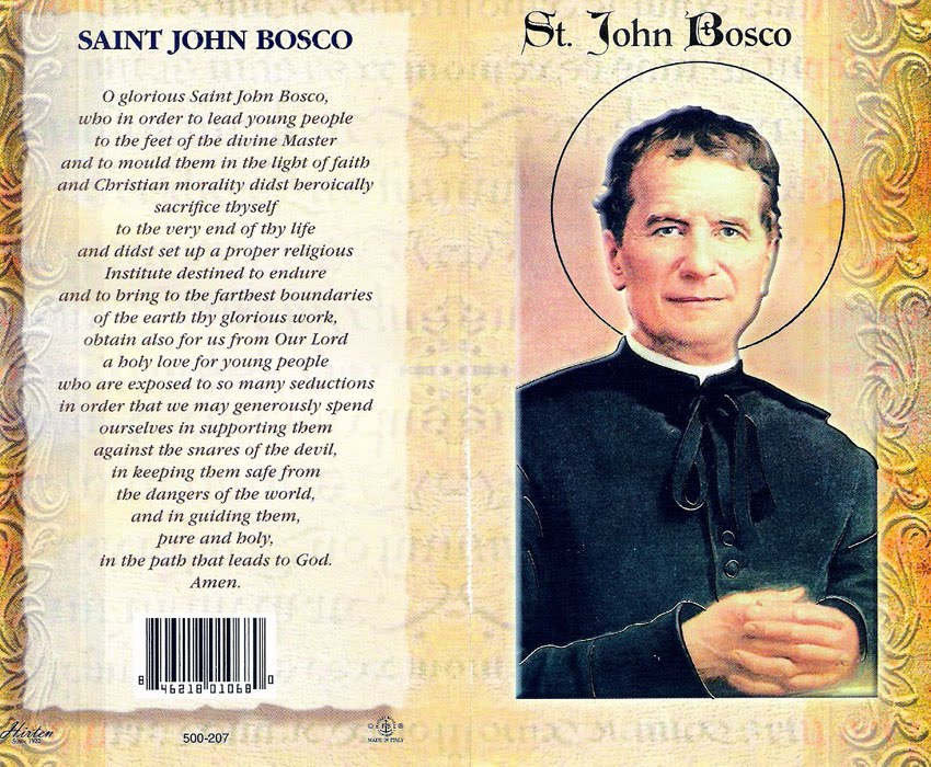 Quotes From Don Bosco. QuotesGram