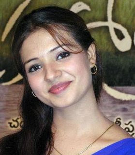 Pakistani Lollywood actress Aleena