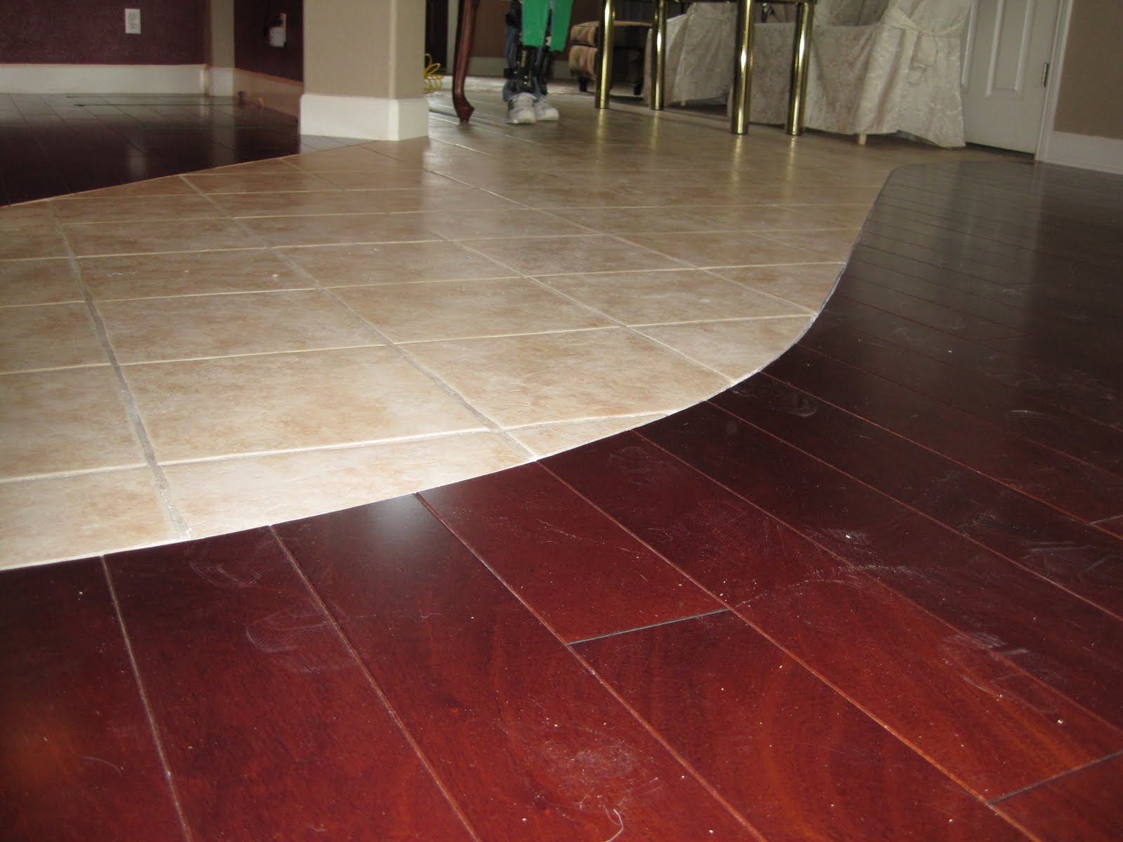 Simas Floor And Design Company Serrano Home With Curved Path