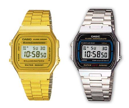 c4d035575816 Los relojes de moda  Casio vintage y fluor - 4estilos.com