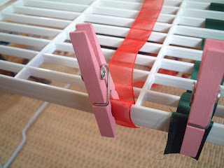 Jojoebi Designs Ribbon Weaving And Coloured Box Walk