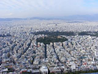 Atenas, vista de Likavittos