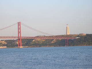 Ponte 25 de Abril e Cristo Rei
