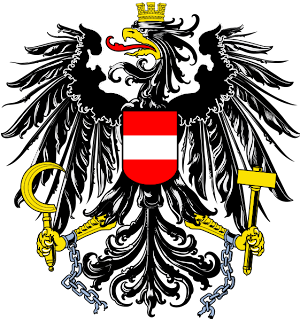 Brazão da Áustria