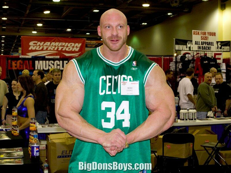 The Cellblock Widest Shoulders On Earth