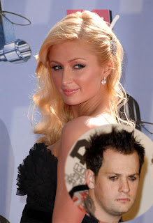 paris hilton and benji madden picture