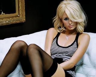 Sexy Celebrity Paris Hilton