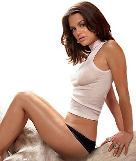 Sexy  Rachel Bilson on Shoppping