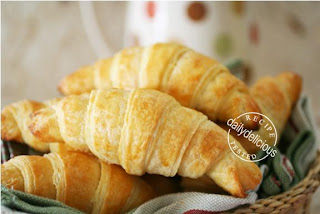 Dailydelicious Easy Layer Bread Croissant