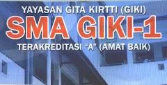 Gedung  SMA GIKI  1