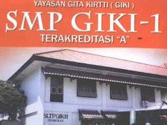 Gedung SMP GIKI  1