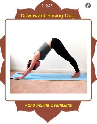 yoga much downward facing dog  adho mukha svanasana