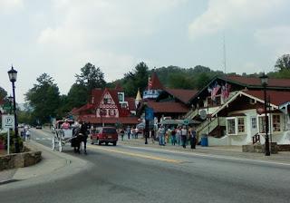Main Street, Helen GA