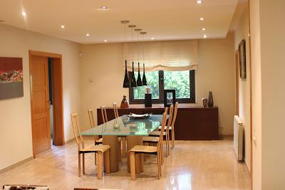 Casa en valldoreix sant cugat barcelona por dentro - Ver casas decoradas por dentro ...