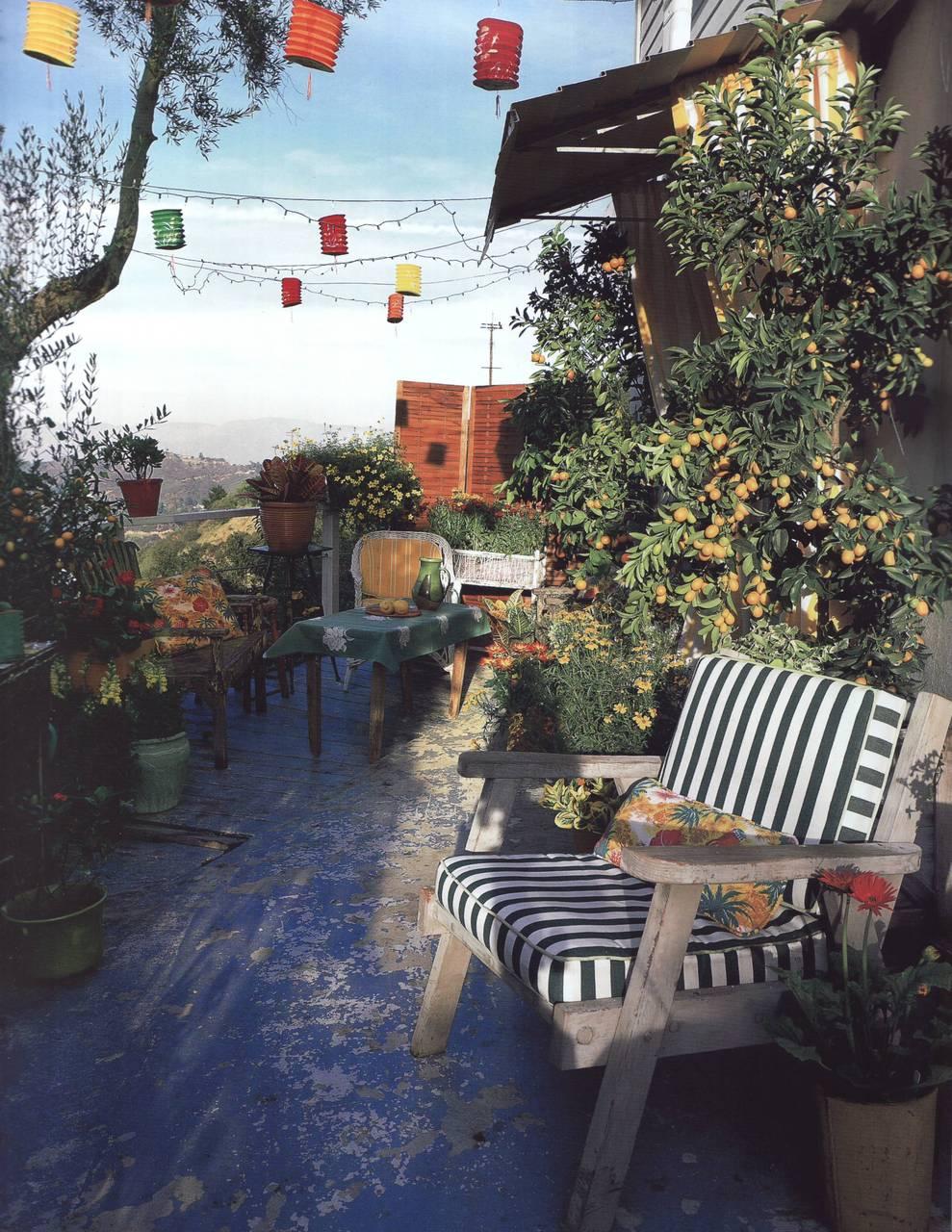 Moon To Moon Opulent Bohemian Gardens