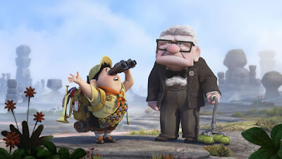 UP de Disney/Pixar