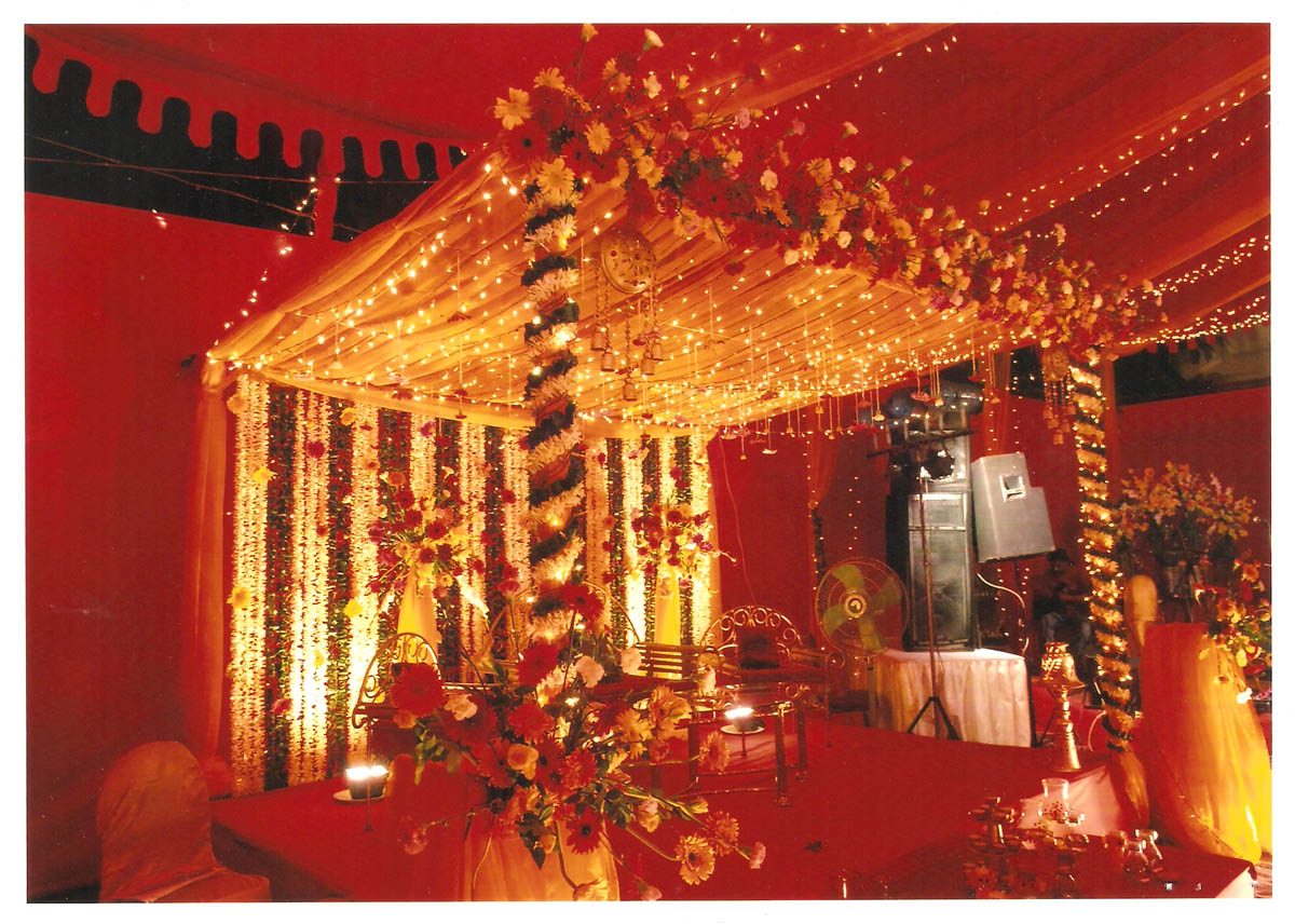 Colors The Wedding Planner Of Bangladesh Holud Stage
