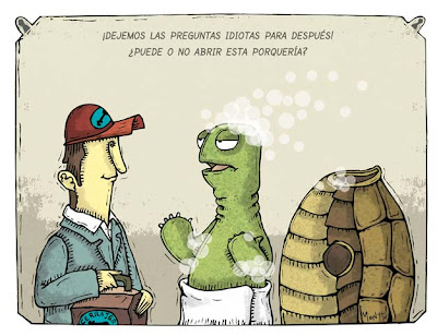Humor Gráfico de Alberto Montt