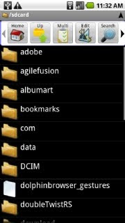 Android File Management