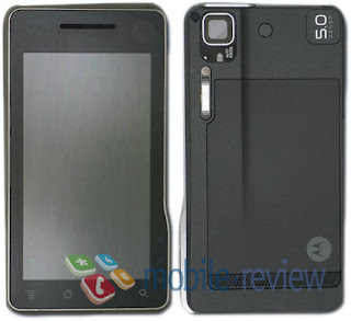 Motorola XT701 Sholes