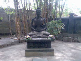 Buddha in his Meditation