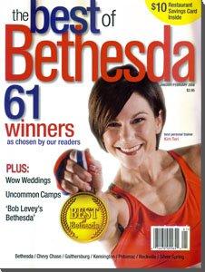 Jennifer Hoak Photography makes Best of Bethesda 2008