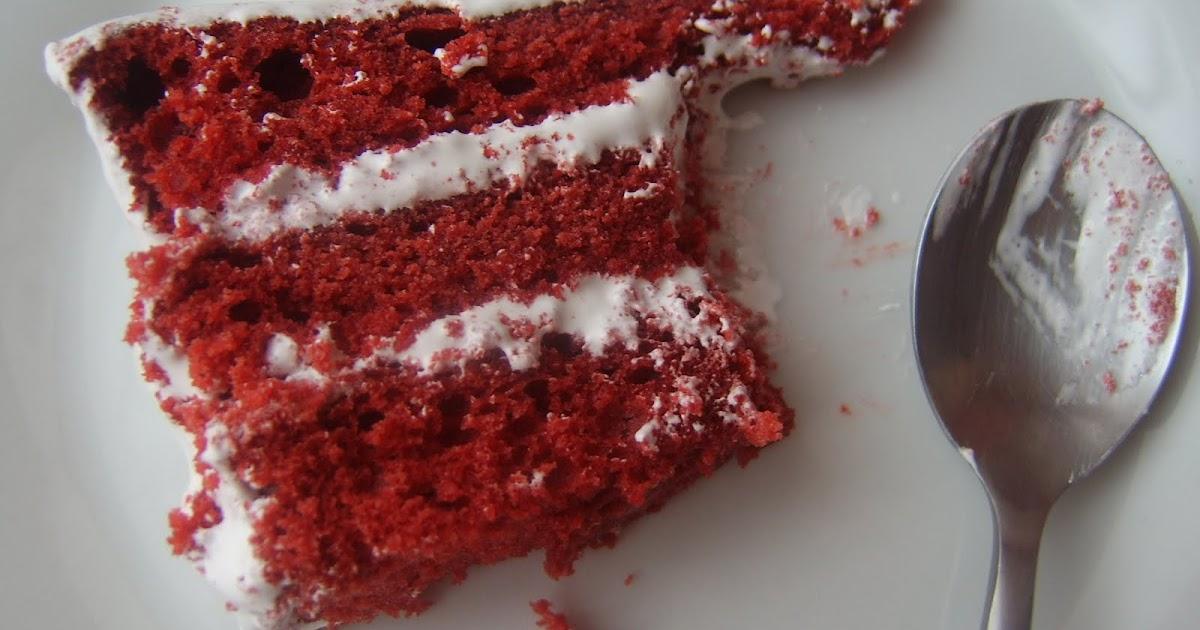 Red Velvet Cake Rachel Allen
