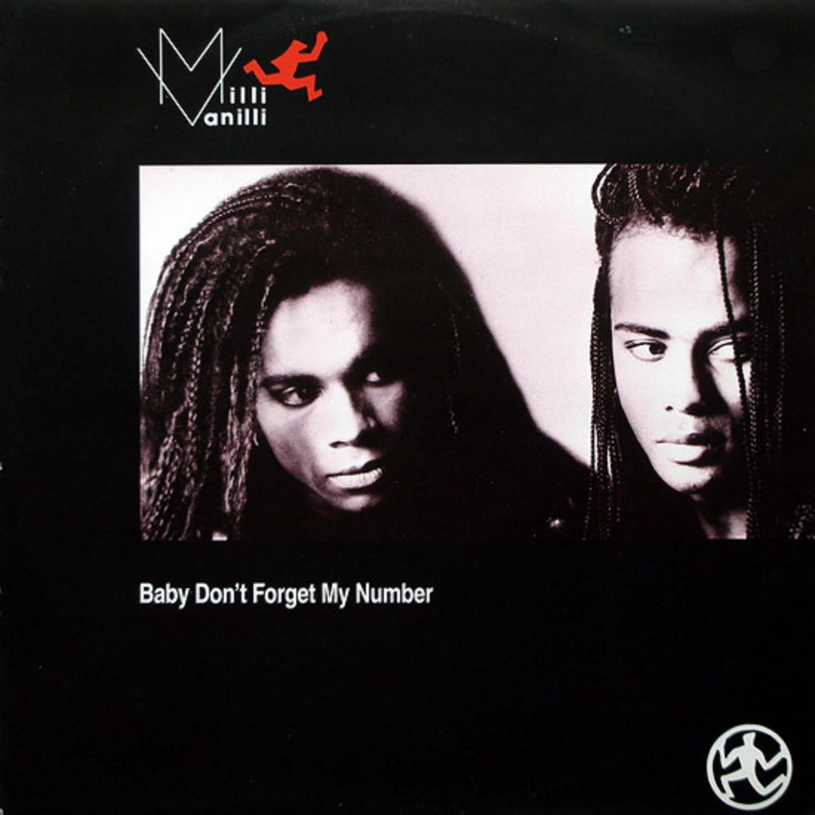 CHANNEL MUSIC COLLECTION ON VINYL: MILLI VANILLI - BABY ...