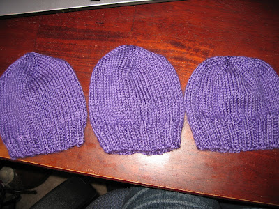 Knitted Patterns  Baby Hats on Free Knitting Patterns Baby Frog Hats More Info