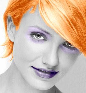 Αλλαγή χρώματος μαλλιών… και κάτι