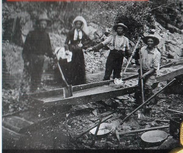 California Gold Rush: California Gold Rush 1848-1859