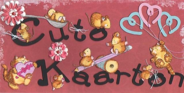 cute kaarten