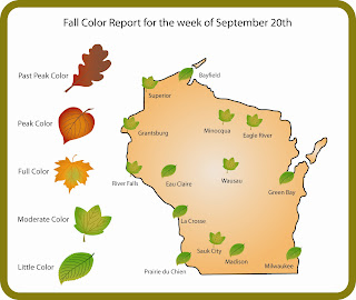 Wisconsin Fall Color Report
