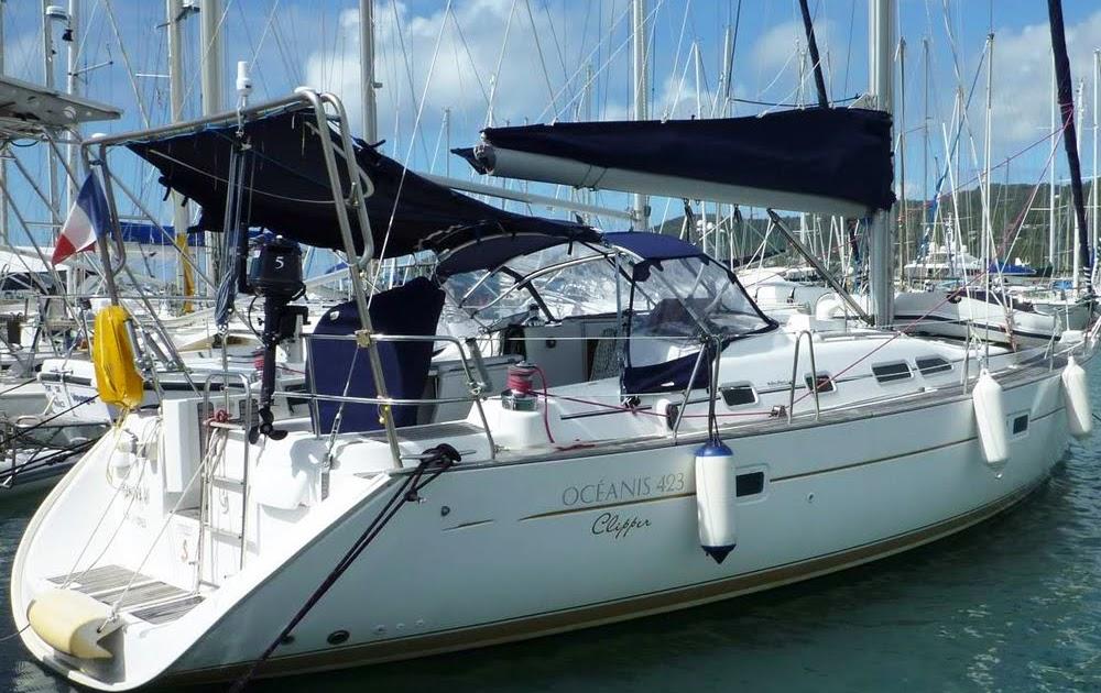 bateau du québec à vendre: OCEANIS 423 Clipper Performance