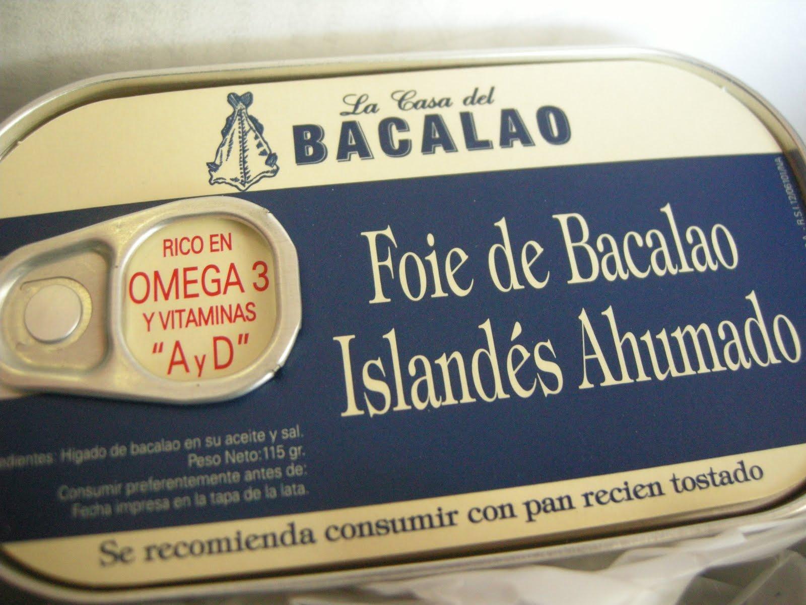 Hígado de bacalao rico en vitamina D, cómo tomarlo - Cristina Galiano