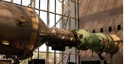 naves - El motor de materia oscura una forma de explorar el espacio