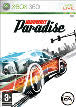 Burnout Paradise boxart