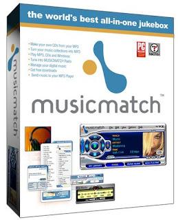 Full Version Softwares: MusicMatch Jukebox 10 0 4033 Plus +