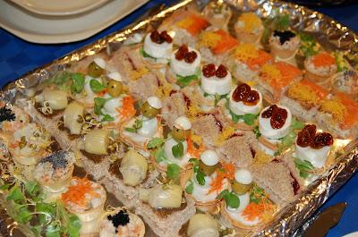 Cocinar sin miedo canap s para navidad o fiestas especiales - Como hacer un canape ...