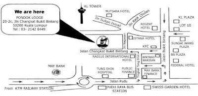 Pondok Lodge Kuala Lumpur Malaysia