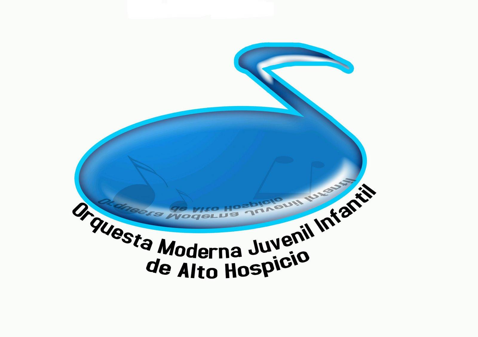 Logo de la Orquesta Moderna Juvenil Infantil