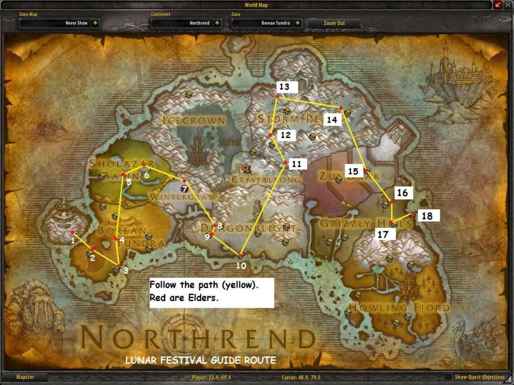 The Elder title guide