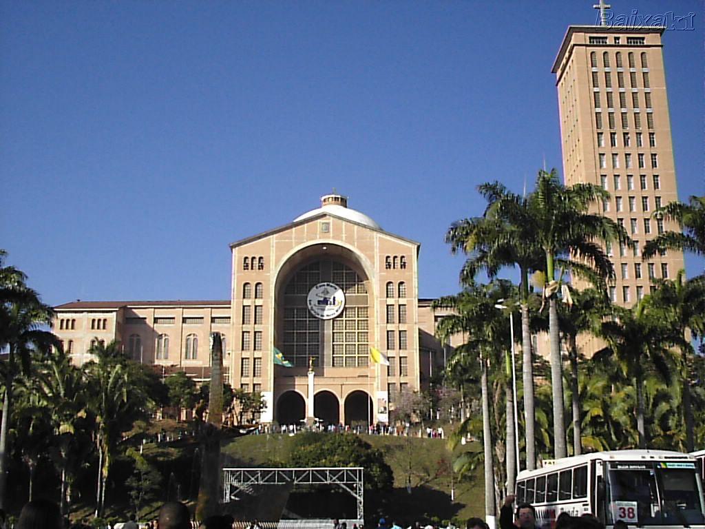 File Frente Da Basílica De Nossa Senhora Aparecida: Dia 12de Outubro Dia De Nossa Senhora Da Conceição