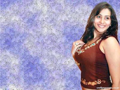 Namitha Wallpaper