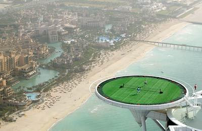 Burj Al Arab, Amazing Hotel of Dubai