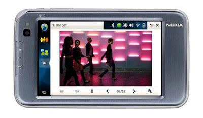 nk n810 1 - Sony Ericsson & Nokia