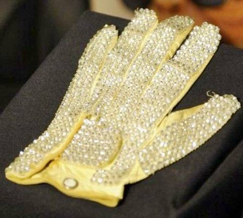 Amazing Michael Jackson Glove Sold For Just Under 163 30 000