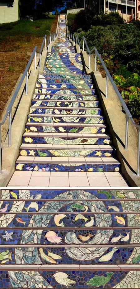 10 Crazy Stairs From Around The World Neeshucom